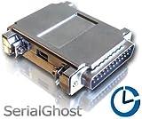 SerialGhost TimeKeeper DB-25 2GB Silver