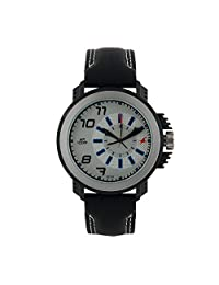 Fastrack Silver Dial Analog Watch For Men-38015PL01