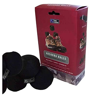 Absorba Balls Moisture Absorber for Shoes and Boots