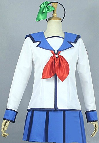 Onecos Angel Beats Cosplay Costume -Nakamura Yuri Cosplay Costume