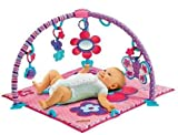 Fisher-Price Pink Petals Musical Gym