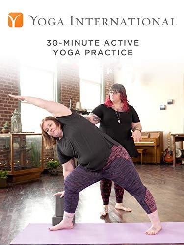 30-Minute Active Yoga Practice