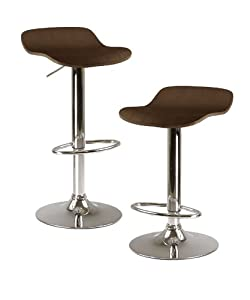 unknown Cappuccino Pub Table and Stool Collection