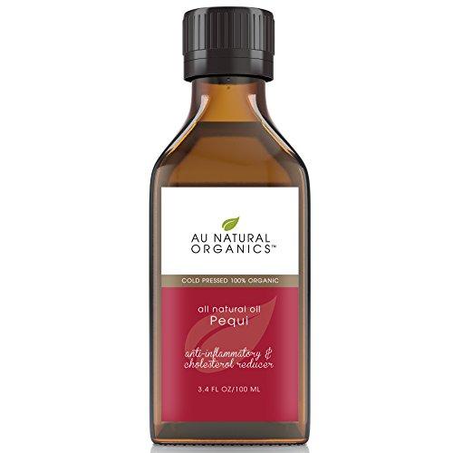 Au Natural Organics Pequi Oil 3.4 Oz   100 Ml (Brazil Wax Kit compare prices)