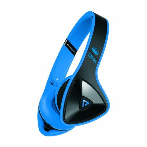 Monster DNA On-Ear Headphones (Laser Blue)
