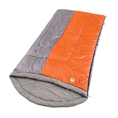 D and H Distributing Co Coleman Nimbus Warm Weather Sleeping Bag