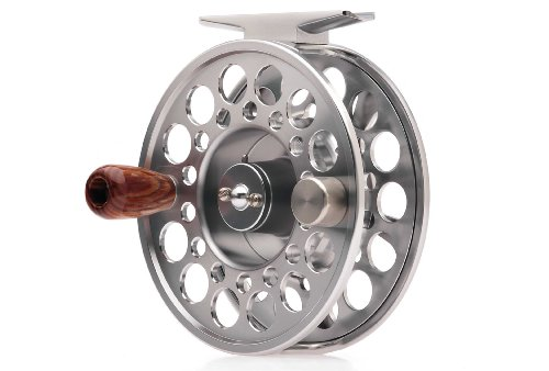 Pflueger Trion Fly Reel, (Up to 6 Fly Line)