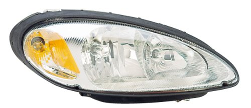 Prime Choice Auto Parts KAPCR10082A1R PassengerS Side Headlight Assembly (Pt Cruiser Body Parts compare prices)