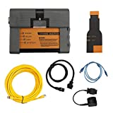 TOOGOO Icom A2+B+C for BMW and Mini Diagnostic & Programming Tool Without Software (Color: black & gray)