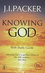 "Cover of ""Knowing God"""