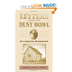 Letters from the Dust Bowl by Caroline Henderson and Alvin O. Turner
