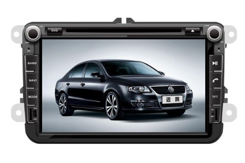 Vocdowell: (2006-2011) Volkswagen Jetta Navigation System & DVD-Player mit Radio (AM / FM ...