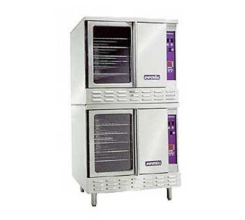 Imperial Icv-2 Double Full Size Gas Convection Oven - Lp, Each