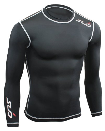 Sub Sports DUAL Men's Compression Baselayer Long Sleeve Top
