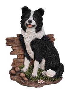Vivid Arts Sitting Sheepdog Plaque from Vivid Arts Ltd