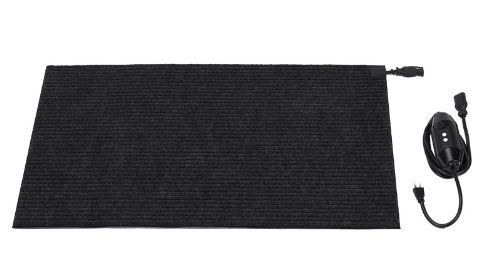 HeatTrak HCM24-3 24-Inch by 36-Inch Outdoor Snow and Ice Melting Electric Heated Door Mat