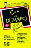 C++ for Dummies: Quick Reference (0764502468) by Namir Clement Shammas