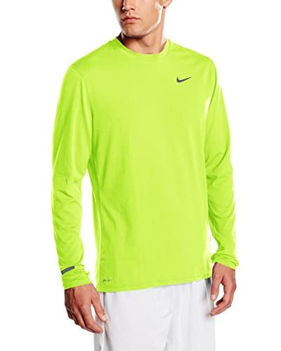 Nike Camiseta Manga Larga Dri-Fit Contour Ls