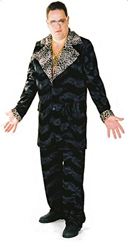 Big Daddy Pimp Suit Adult Costume Size X-Large (XL)