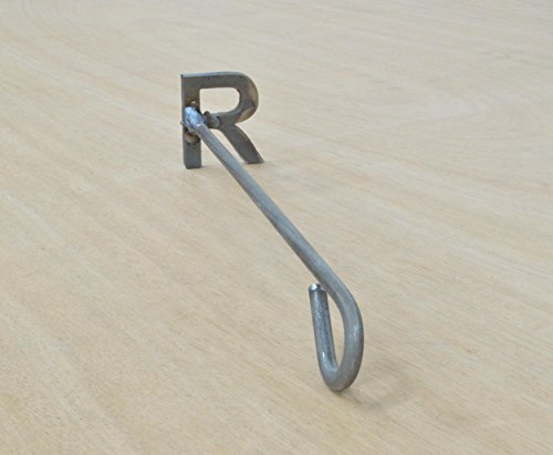 Branding Iron Steak Brand Western Cowboy Letter R (Iron Brand compare prices)