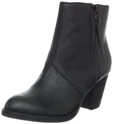 Steve Madden Women's Partenon Ankle Boot,Black