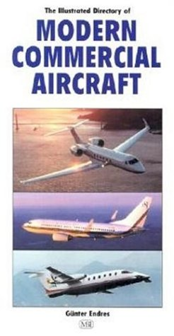 Image for Illustrated Directory of Modern Commercial Aircraft