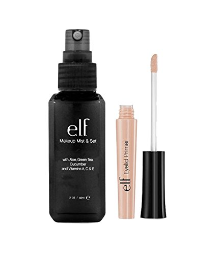 Maven Gifts: Elf Makeup Setting Mist and Eyelid Primer (Elf Set Spray compare prices)