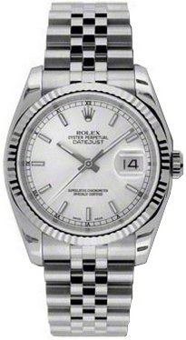 Rolex Oyster Perpetual Datejust Mens Watch 116234