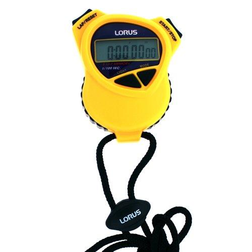 Amazon.com : Lorus Stopwatch 1/100 Second Time Alarm Night Light