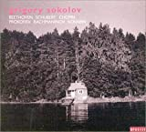 Grigory Sokolov:Beethoven,Schubert,Prokofiev,Rachmaninov,Scriabin (Box Set)