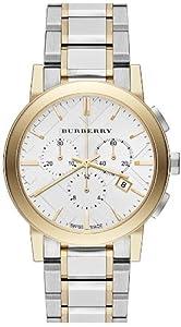 Burberry BU9751 38mm Multicolor Steel Bracelet & Case Anti-Reflective Sapphire Men's & Women's Watch