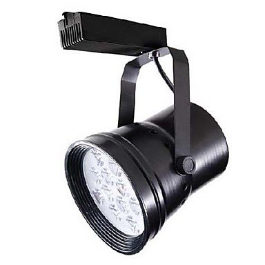 Mini Led Track Light, Modern Black Aluminum Painting Warm White Ac100-240V