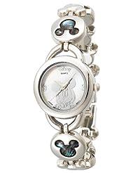 Disney Womens MK2006 Abalone Bracelet