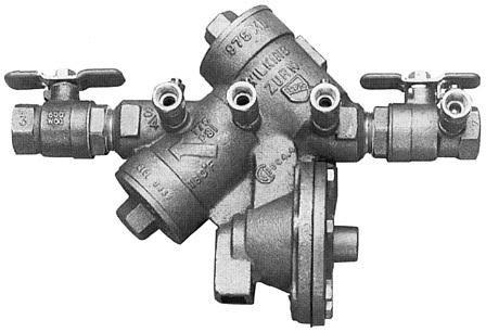 Wilkins 34 975xl2 3 4 Inch Lead Free Reduced Pressure Backflow Preventer The Lawn Garden