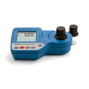 Hanna Instruments Waterproof Portable Medium Range Ammonia Photometer