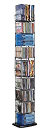 Atlantic 78205091 Media Folding Rack 153 CD or 72 DVD P2