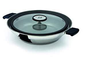 Beka 13426254 Clean Cooking Frying Pan With 2 Handles 24