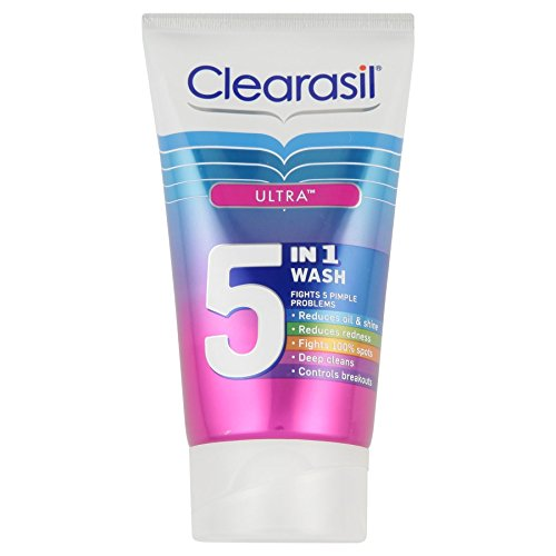 clearasil-ultra-5-in-1-wash-150ml