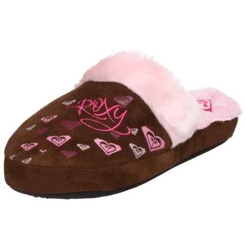 Cheap Roxy Toddler/Little Kid Snuggle Hearts Slipper (B001ARZCF0)