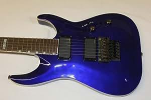 ESP LTD MH-330FR Electric Guitar (Electric Blue)