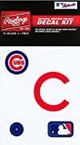 Rawlings Sporting Goods MLBDC Decal Kit, Chicago Cubs