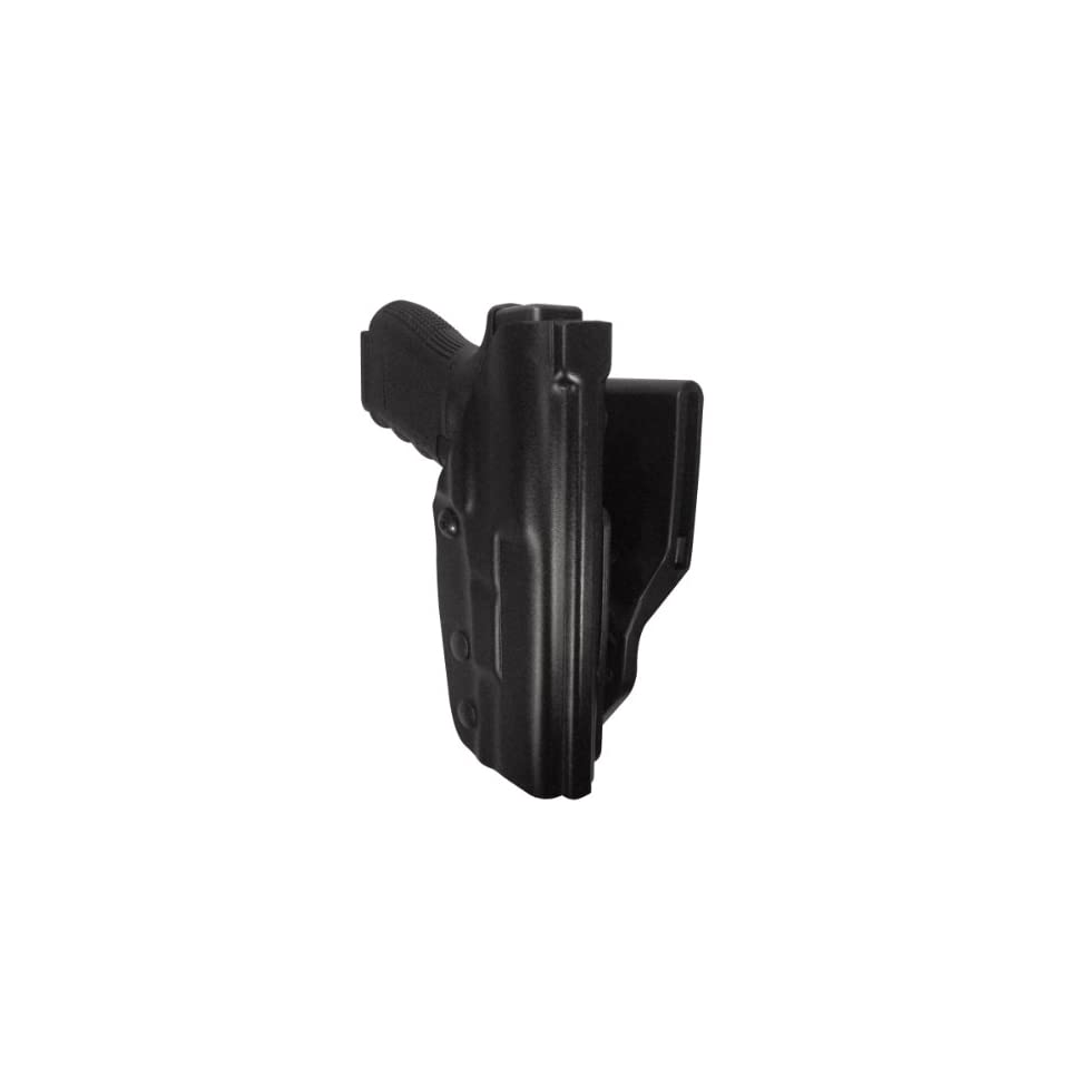Gould & Goodrich Double Retention Duty Holster Fits RUGER