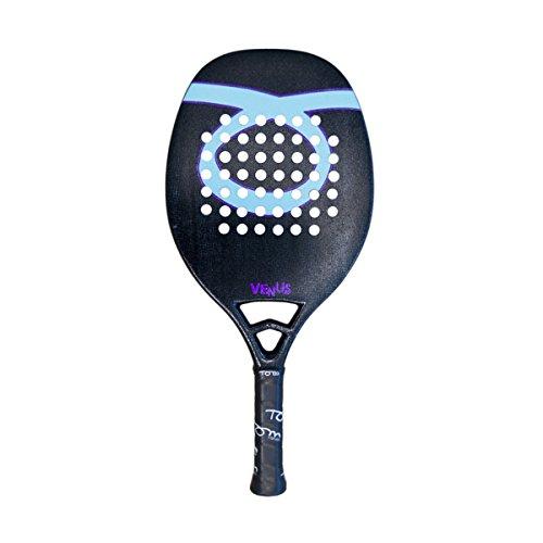 TOM CARUSO beach tennis racket VENUS agonista Racchetta