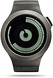 Ziiiro Z0008WG Saturn Digital Watch
