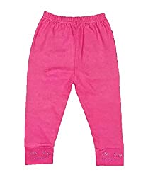 Wise Guys Cotton Pajamas/Leggings for Baby Girl (06 to 09 Months) PANTS7