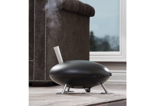 Stadler Form FRED Hot Steam Humidifier Silver