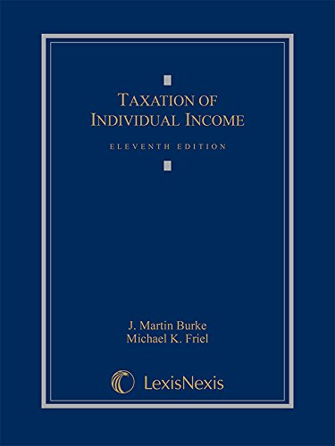 Taxation of Individual Income