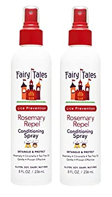 Fairy Tales Rosemary Repel Leave in Conditioning Spray - 8 oz