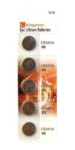 5x Lithium Knopfzellen Batterien CR2016 3V Für Waage Uhr Taschenrechner Spielzeug Kamera