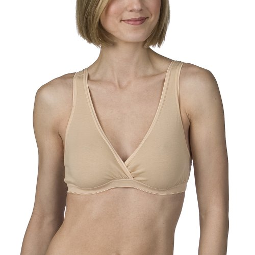 Medela Womens Sleep Nursing Bra - Nude